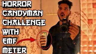 India's First Real Horror Candyman Challenge Played By Exploring India  Truth Exposed Of Horror Game