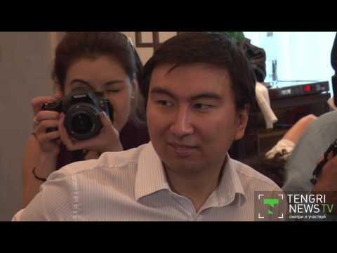 Как знаменитые КВНщики шутили на пресс-конференции в Астане