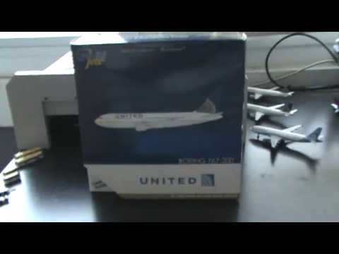 Gemini Jets United 767-200