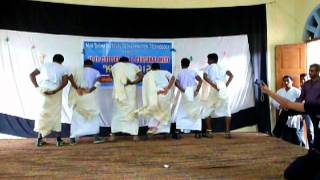 MIIT College Day 2012 : Margamkali by S4 MBA