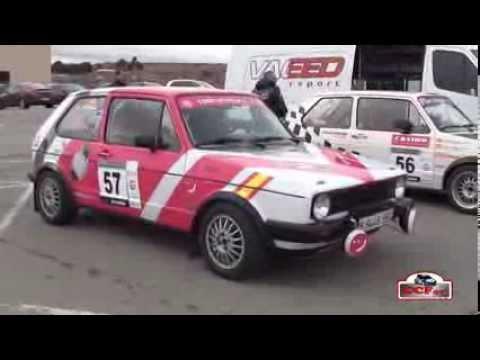 CCF Sport - VI Rallye de España Histórico (regularidad) 2014