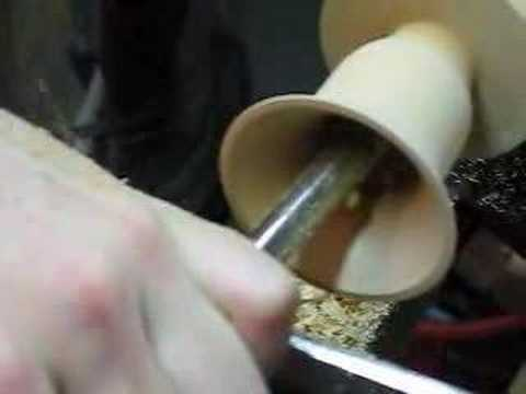 Woodturning - Bell