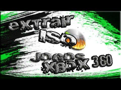 Extrair ISO de Jogos Xbox 360