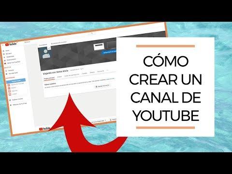 Cómo crear un canal de Youtube 2018 (Tutorial Paso a paso) thumbnail