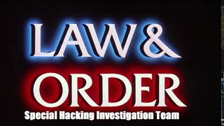 Special Hacking Investigation Team - Disrupting a Hacker