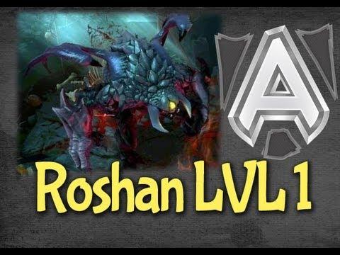 Dota 2 - DK vs. [A] - Roshan Strat - G1-League