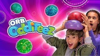 Squish, Smash, and Flip ORB Odditeez from ORB! | A Toy Insider Play by Play