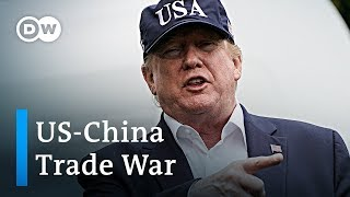 US and China add new tariffs in escalating trade war | DW News