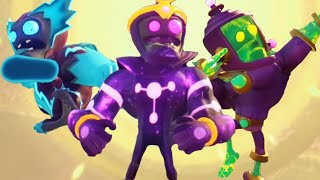 Plants vs. Zombies: Garden Warfare 2 - League of Awesome vs Super Bean!! (Super Duper Brainz quest)