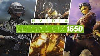 NVIDIA Geforce GTX 1650 Laptop Gaming Performance 2019!