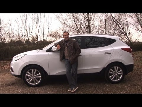 Hyundai ix35 : Car Review