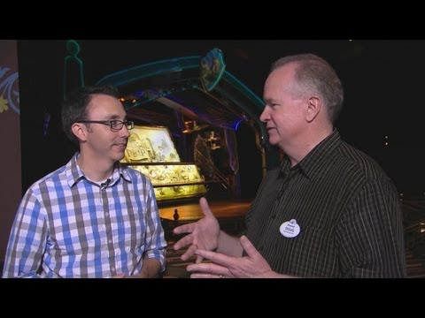 Interview: Disneyland Director of Entertainment Doug McIntyre about Mickey and the Magical Map