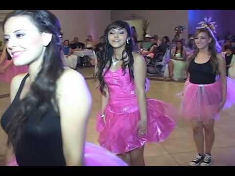 Amazing Quince Surprise Dance