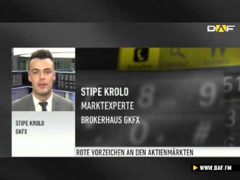 Handelsschluss in Frankfurt: DAX über zwei Prozent im Minus