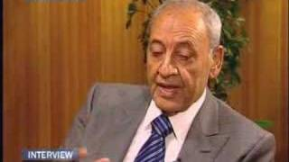 EuroNews - DE - Interview - Nabih Berry