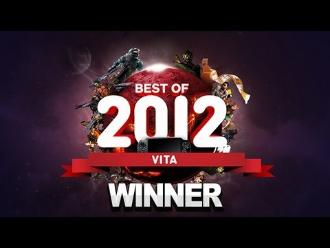 IGN's Best Vita Game of 2012