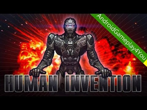 Human Invention Android Game Gameplay
