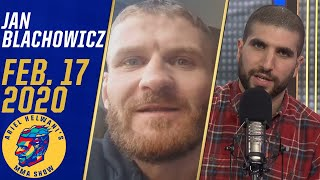 Jan Blachowicz: I'll wait to fight until I get title shot | Ariel Helwani's MMA SHow