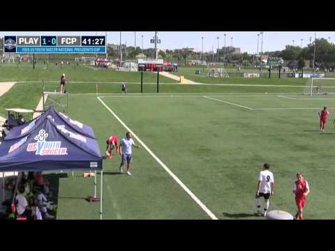 Live: 2015 USYouthSoccer Presidents Cup - U14 Boys Final - 10:00am - F1 - Players Elite vs. FC Pride