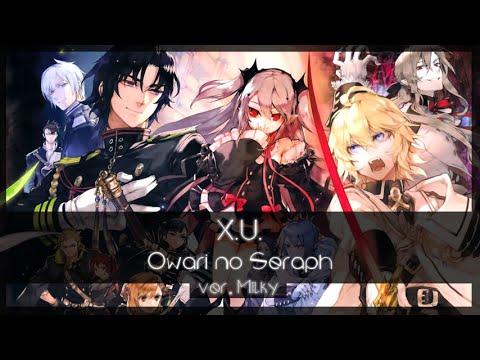 X.U. -Owari No Seraph-「ENGLISH Cover」