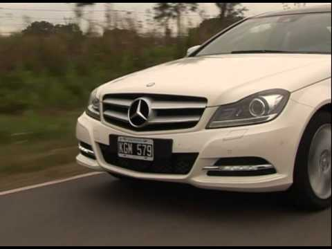 Mercedes-Benz C 250 Coupe - Test - Matías Antico