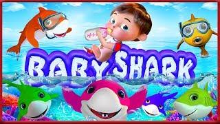 Baby Shark , Wheels on the Bus , Happy Birthday Song , Johny Johny Yes Papa [HD]