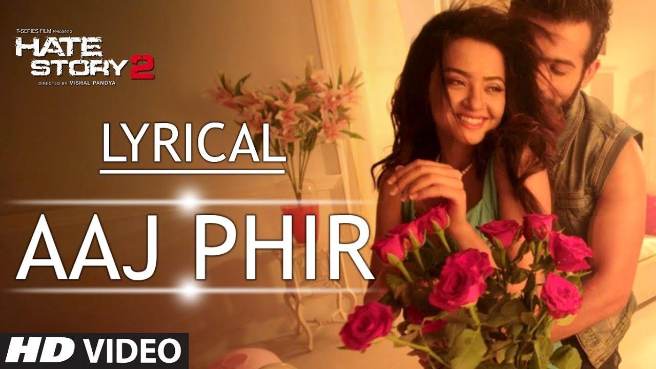 Aaj Phir - Remix   Full Audio Song   Hate Story 2   Arijit