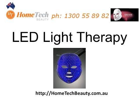 LED Light Treatment For Skin - Deesse Mask Skin Rejuvenation Device