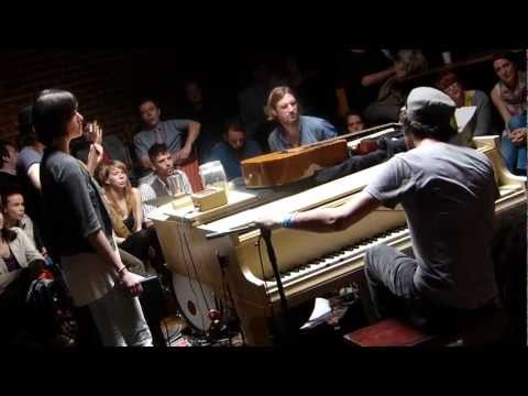Patrick Watson - Big Bird In a Small Cage (live)