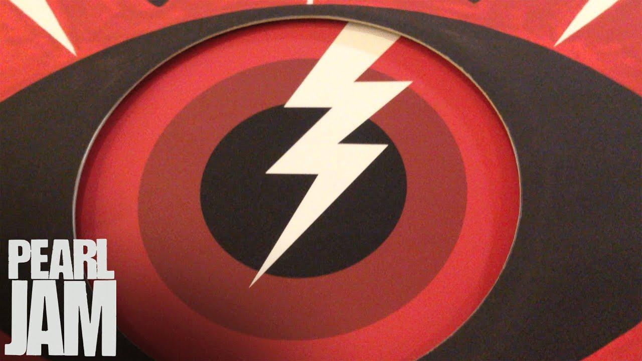 Pearl Jam Lightning Bolt Vinyl Bolt Vinyl lp Pearl Jam