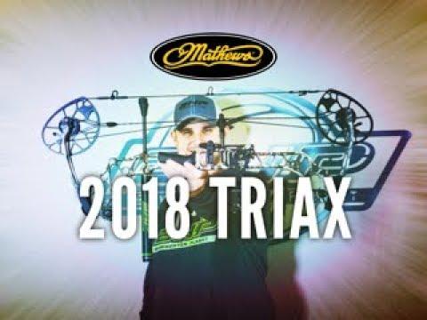 Mathews Archery 2018 - TRIAX