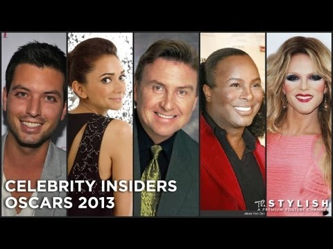 CELEBRITY INSIDERS: THE OSCARS