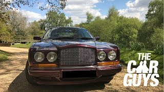 Bentley Continental R (1995) Review - wise investment or costly mistake?