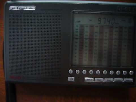 KBS World Radio - Kimjae South Korea