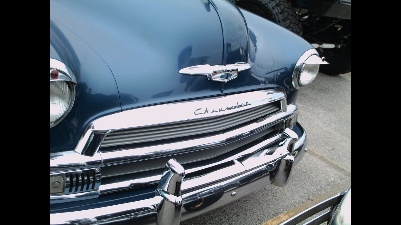 1951 chevy styleline deluxe four door sedan blu zh022114 for 1951 chevy 2 door coupe