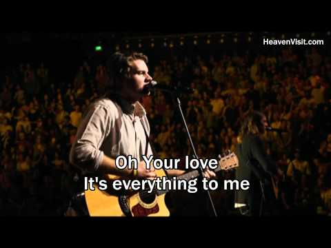 Love So High - Hillsong Live (2012 Dvd Album Cornerstone) Lyrics (best Worship Song) video