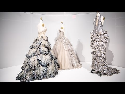 Apple and Vogue at the Met's Costume Institute