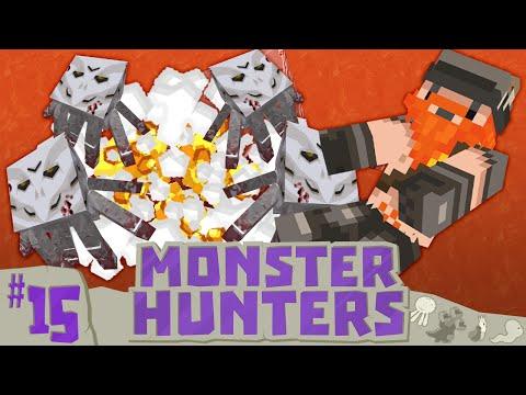 Minecraft - Ghast Bomb - Monster Hunters 15 video