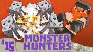 Minecraft - Ghast Bomb - Monster Hunters 15