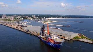 Gulfport Spoolbase