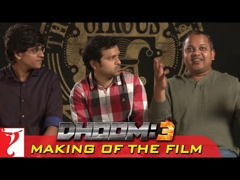 Making Of DHOOM:3 - Part 18 - The Background Score