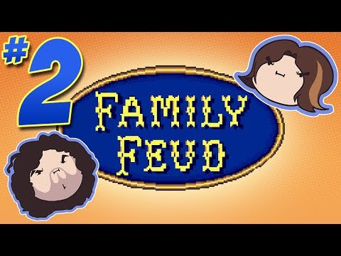 Family Feud: Fast Money - PART 2 - Game Grumps VS