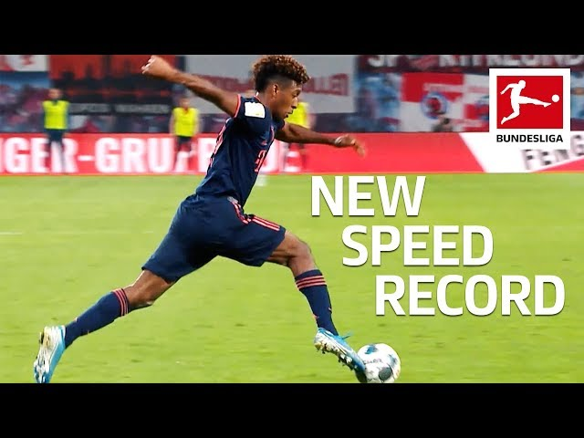 Bundesliga Mystery - Who Is The Fastest Player in The Bundesliga?