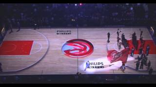 ATLANTA HAWKS-THEME AND STARTING 5-2015
