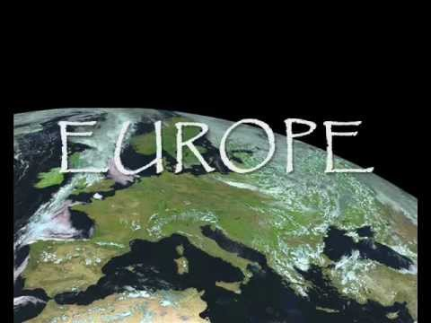 Europe, The Old Continent.