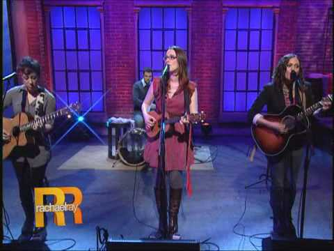 Ingrid Michaelson - Everybody [Live on The Rachael Ray Show]