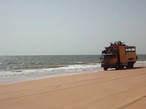 Adventure Travel Africa Includes Mauritania Beach Run