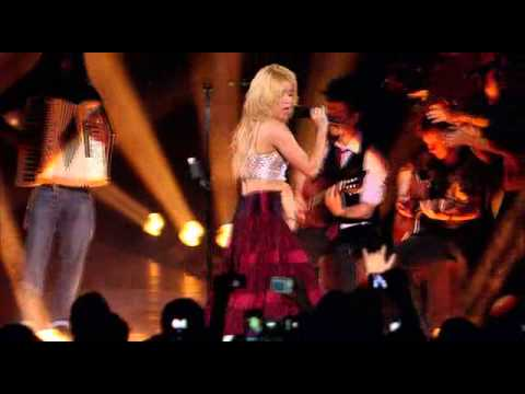 Shakira Live From Paris (2011)
