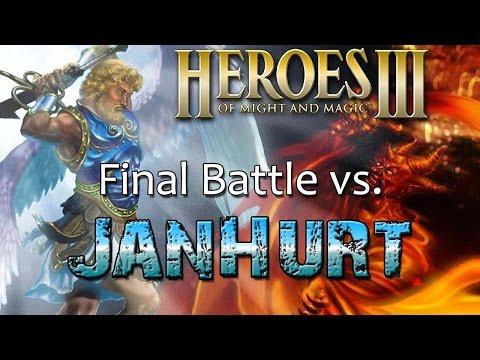 [ENG] Final Battle: MeKick (Inferno) v JanHurt (Inferno)