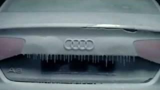 Креативный презентационный ролик Ауди (Audi Presentation)